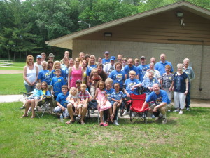 2013 Lindskoog Family Reunion